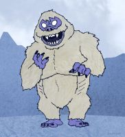 Abominable by Hartter