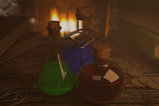 Potions by Lucas246
