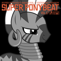 Super Ponybeat Vol. 017 Mock Cover by TheAuthorGl1m0