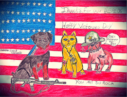 Happy Veterans Day by Ruby288