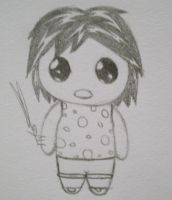 CHIBI :D by MyGodLives