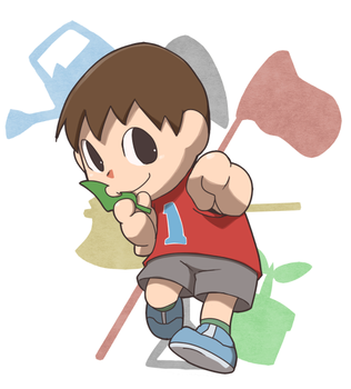villager by marshtompkd