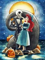 The little nightmare before christmas by Fred-Weasley