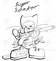 Super Soaker by TRice01