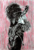 Kerry King by the-ChooK