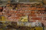 Decaying 19th Century Plastered Brick Texture edit by element321