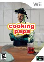 Cooking Papa by jom