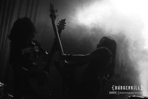 Burgerkill by IDIOTICphotography