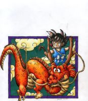 Hello Shenlong by DRD-1812