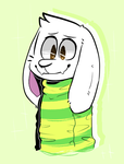 Cute Goat by Carr0tJuice