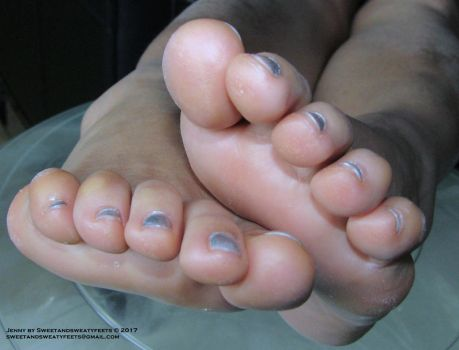 Experienced soles by JennyFeet84