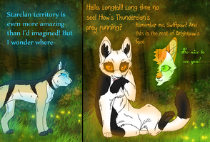 Longtail in Starclan *PARODY* by acornheart465