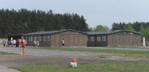 Remains of Sachsenhausen concentration camp 2 by Augenblume