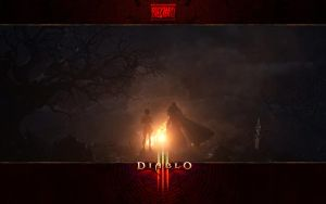 Diablo 3: The Acts #17 Funeral Pyre For Cain III by Holyknight3000