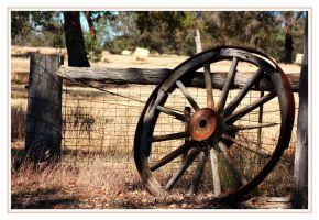 Wagon Wheel by AdamsWife
