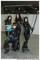 Gantz Team by xxLaylaxx