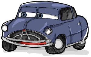 Doc Hudson by mizole95