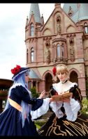 Umineko: Teaching Time by Green-Makakas