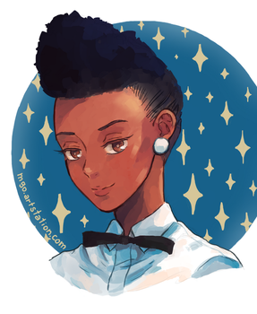 Janelle Monae by M-GO