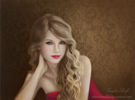 Taylor Swift by WhiteCamelia