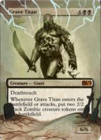 Grave Titan Alter 2 by MimiMunster
