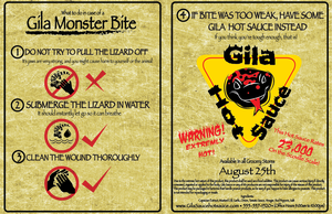 Gila Hot Sauce (Improved!) by Scratts
