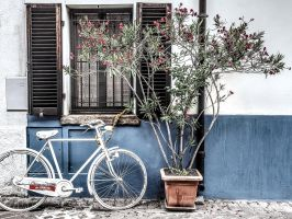 MY OLD BIKE by MAUROASSOCIATI