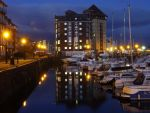 twilight towerblock reflected by nonyeB