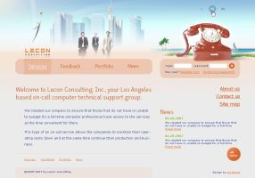 Lecon Consulting by viruzzz