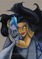 Hades and Eris by Violet--Gypsy