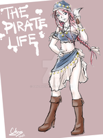 The Pirate Life by pandahgirl