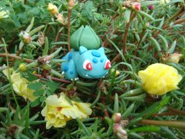 Bulbasaur by plutoniumcaterpillar