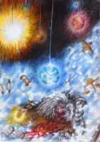 The Death of God by johnlanthier