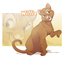 .: COM: Willie :. by PirateHearts