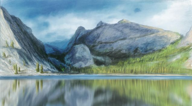 Landscape No4 by chillymania