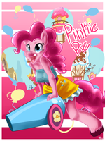 Pinkie Pie by Pon3Splash