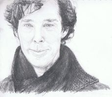 Sherlock is a girl's name by a-doodler