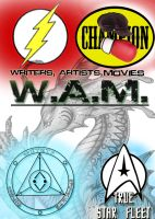 W.A.M. Poster by Coleslayer