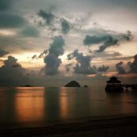 tranquility on the perhentian islands by GalahadduLac