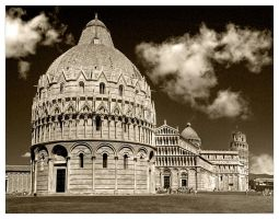 Pisa IV by rocarias