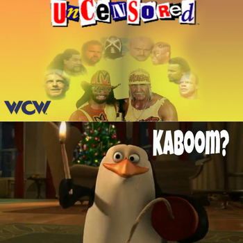 Rico wants to blow up WCW Uncensored 96 by EarWaxKid