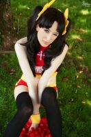 Cheerful Japan: Rin by EnchantedCupcake