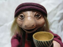 Podling (The Dark Crystal) by FurtherShore