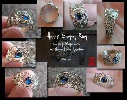 Happy Dragons Ring by somk