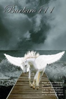 Pegasus On Pier by Barbaro411
