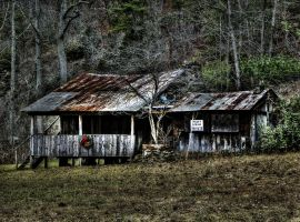 Log Cabin by Stone1980