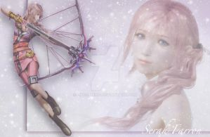 Serah Final Fantasy 13-2 by likeGaming