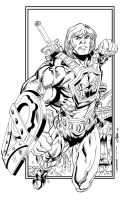 He man by jorgecopo