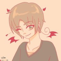 Demone ( Aph Italy ) by AlternianButterfly