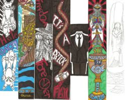 Bookmarks Galore by TonyTheZ